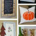 DIY Christmas gifts and online shopping ideas: Christmas Link Up