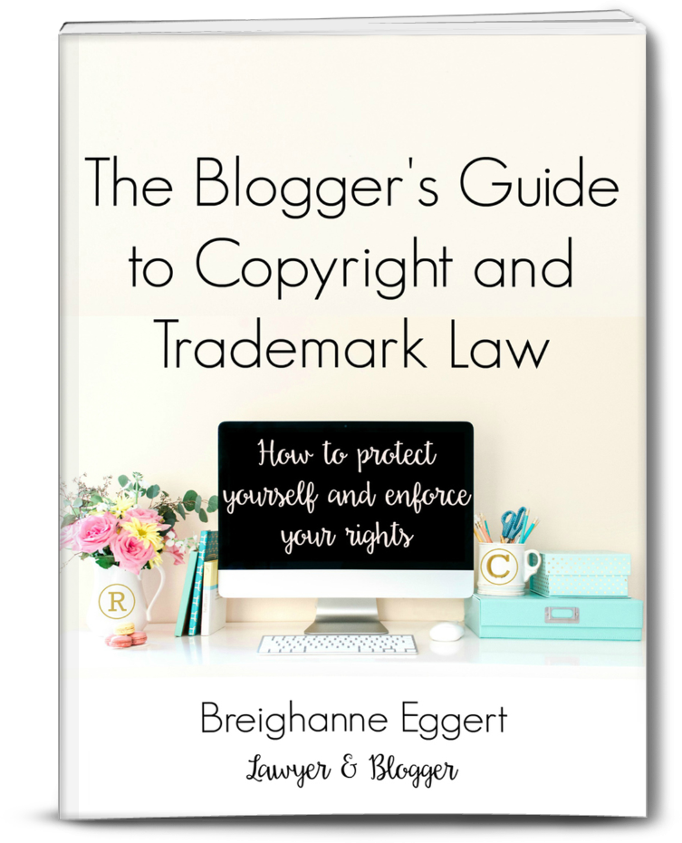 The Blogger's Guide to Copyright and Trademark Law